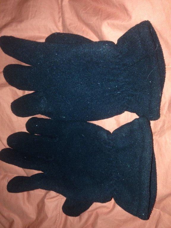 Uniqlo winter gloves