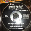 amg make music on your mac sample library
