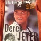 derek jeter the life you imagine paperback book