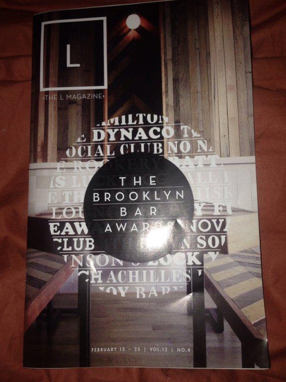 the l magazine brooklyn bar awards 2014
