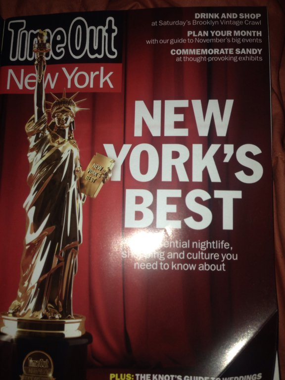 Time Out New York NY Best Nov-14 lvm