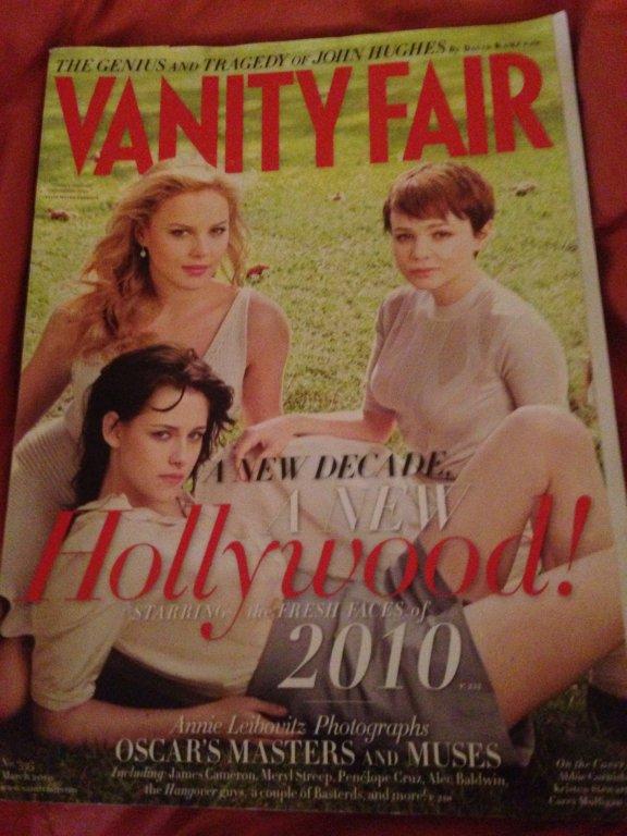 vanity fair magazine 2010 kristen stewart carey mulligan