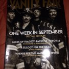 vanity fair magazine 9/11 special issue one week in september