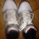 Cross Trekkers white sandals size 11.5