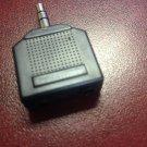 2-headphone audio splitter