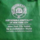 NYC hotels association tote bag