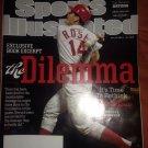 sports illustrated magazine pete rose 2014