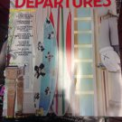 Departures magazine home design edition