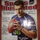 sports illustrated johnny manziel apr-2014 new