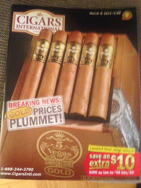 Cigars International magazine March 2014 issue # 2