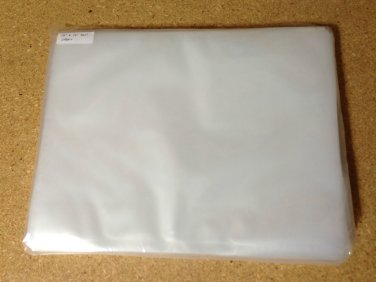 "500 VacMaster 10""X13"" CHAMBER POUCHES/BAGS 3 mil for Chamber Sealers NEW"