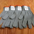 FOUR MAXX WEAR CUT RESISTANT GLOVES- CR-10 Spectra/Stainless Steel Blend, SMALL