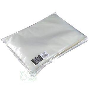 100 Weston 11x16 GALLON Food Storage Vacuum Sealer Bags! 100 Bags = BIG SAVER