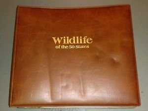 Wildlife of the 50 States NWF First Day Covers Fleetwood Complete Set Album COA