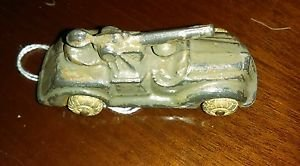 VINTAGE BARCLAY SMALL CANNON TRUCK PRE-WAR VERSION metal toy