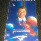 William Shatner's Star Trek Memories (VHS, 1996)