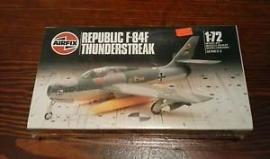 New, AIRFIX Republic F-84F Thunderstreak, #9 03022, 1/72,  sealed, model kit