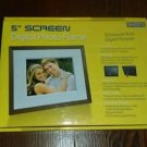 "Shomi 5"" digital photo frame"