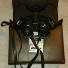 Vintage Jason Commander 7 x 35 Brown Binoculars w/ Brown Case 143 action tested!