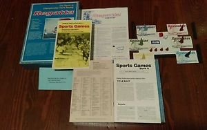 1979 Regatta Game Of Yacht Racing Avalon Hill Bookshelf Game Complete