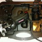 CRAFTSMAN ALL-IN-ONE ELECTRIC ROTARY TOOL / CUTTER W/ CASE - MODEL 183.172500