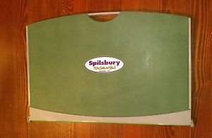 SPILSBURY 30 X 24 HARD SHELL JIGSAW PUZZLE CARRIER / TRANSPORTER USED $90+ new!
