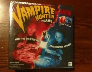 Vampire Hunter The Game Board Game by Milton Bradley NEW/SEALED