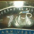 Brand new  Kurt Adler 2007 Hershey's kisses ornament 100 anniversary