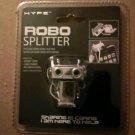 NEW-Hype Robo Splitter-iPhone iPod-Smart Phone-MP3/MP4 Players-3.5mm Jacks