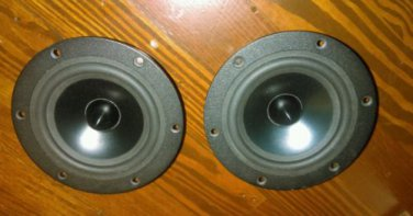 A new pair of Dayton Audio RS125S-8 Speakers