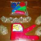 Nice Pokemon Play-Doh Set with 5 Molds Pikachu Squirtle Jigglypuff & more!