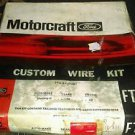 VTG 70s Ford Motorcraft Custom Wire Kit FT-9 Sparkplug wires 1974 Mustang 2  NOS