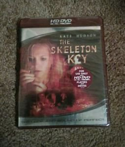 The Skeleton Key (HD DVD, 2007) New Kate Hudson Supernatural Horror