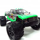 WL212 2.4G 1/12 Scale RC Cross Country Racing Car (Green)