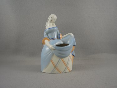 Morirama Planter Woman Vintage