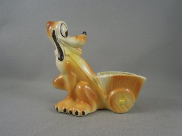 Vintage Disney  Productions Pluto Planter