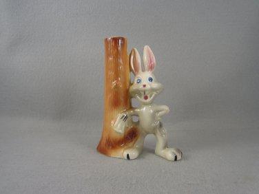 Warner Brothers Bugs Bunny Vase Vintage