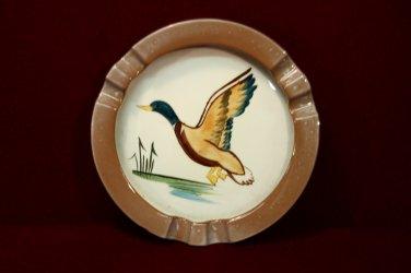 Stangl Pottery Mallard Round Ash Tray