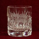 Royal Scot Crystal Shot Glass Saint Andrews Vintage