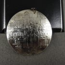 Jim & Tammy Faye Baker PTL Club Medallic Art Co. Medallion Sterling .925 Silver
