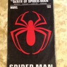 Ultimate Spider-Man #160 - Black Bagged Edition - Death of Spider-Man