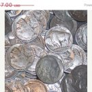 30 full date buffalo nickels coins
