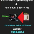 Jaguar Performance IAT Sensor Resistor Chip Mod Kit Increase MPG HP Speed Power Super Fuel Gas Saver