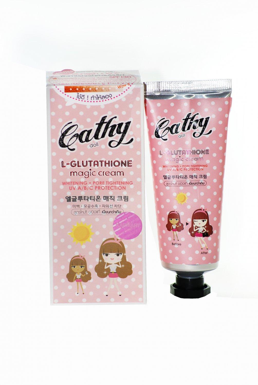 Karmart Cathy Doll L-Glutathione Whitening Pore C Tightening SPF130++ 138ml
