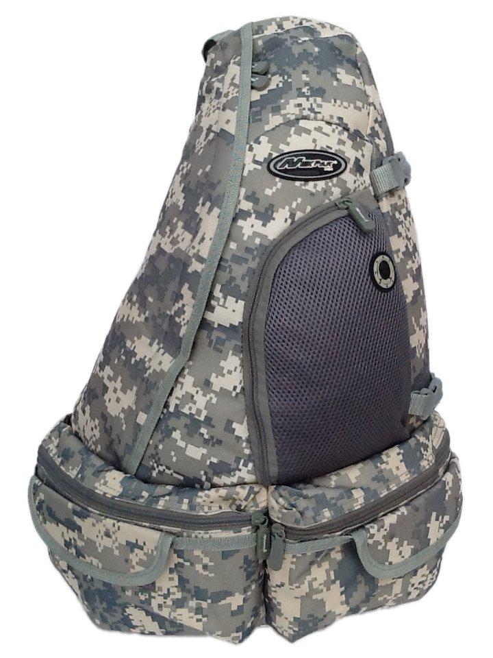 """21"""" 1700cu.in. Tactical Sling Shoulder Hiking Backpack BB002 Digital Camouflage DM"""