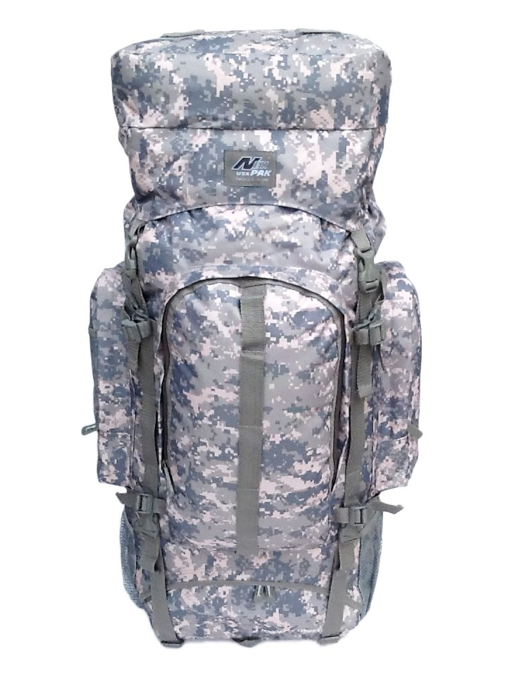 "34"" 4700 cu. in. Tactical Hunting Camping Hiking Backpack HB001 DM DIGI CAMO (MATTERHORN)"