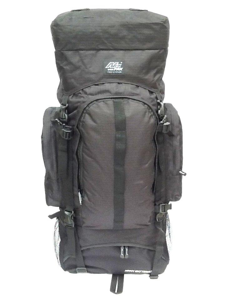 "34"" 4700 cu. in. Tactical Hunting Camping Hiking Backpack HB001 BLACK (MATTERHORN)"