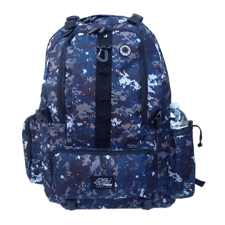 "21"" 2800cu. in. Great Hunting Camping Hiking Backpack DP021 DMBK(Navy Blue) Digi Camo"
