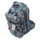 """18"""" 1200 cu. in. Tactical Sling Single Shoulder Backpack TL318 DIGI CAMO - DM"""