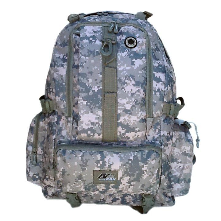 """21"""" 2800cu. in. NexPak Hunting Camping Hiking Backpack DP021 DM DIGITAL CAMO"""